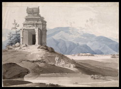 Temple near Tinnevelly. July or August 1792